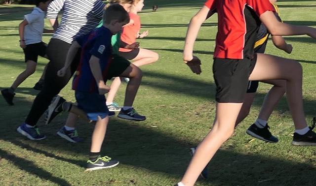 Gooseberry Hill Running Club
