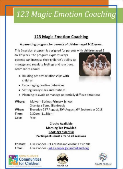 123 Magic Emotion Coaching