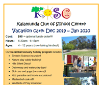 Kalamunda Out of School Centre