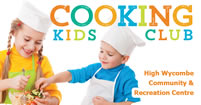 Cooking Kids Club – High Wycombe Community & Recreation Centre