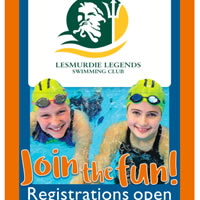 Lesmurdie Legends Swimming Club