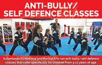Anti-Bullying Self Defence Class