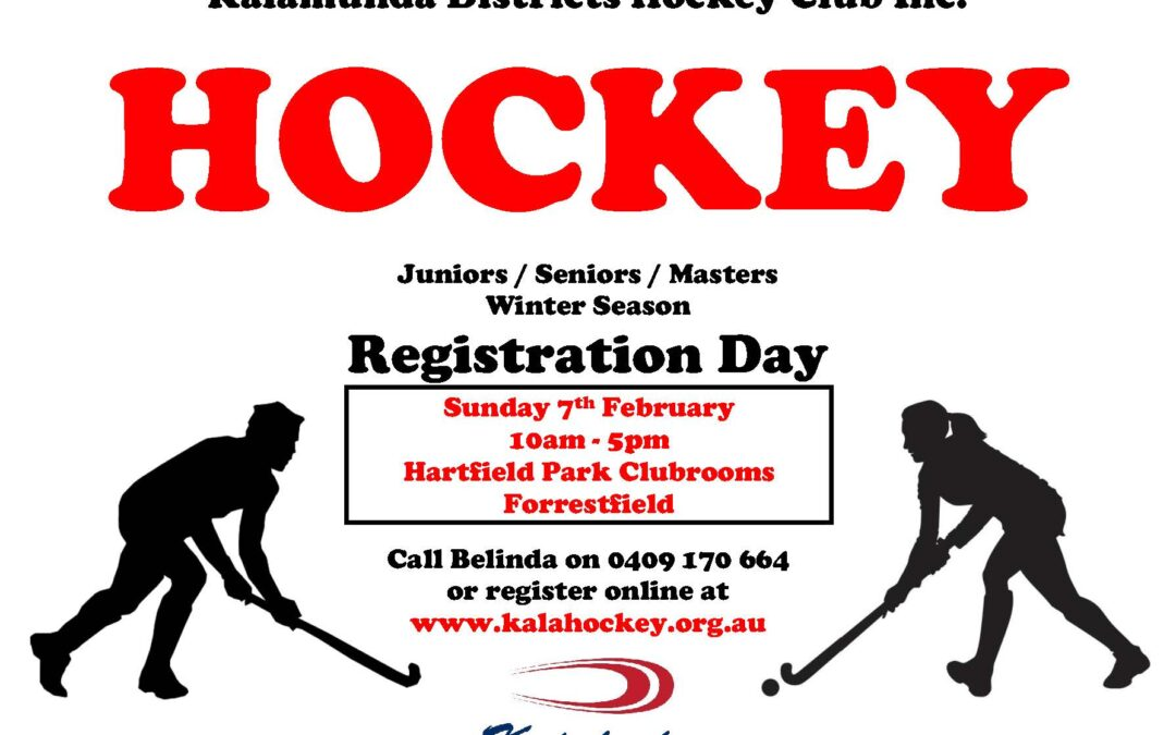 Summer Hockey – Kalamunda District Hockey Club