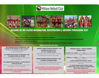 Hillians Netball Club