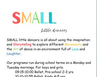 Small Dancers
