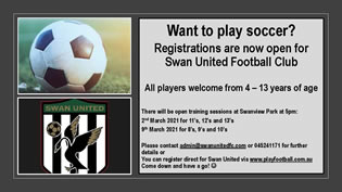 Want to play soccer?