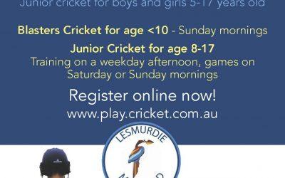 Lesmurdie-Mazenod Junior Cricket Club