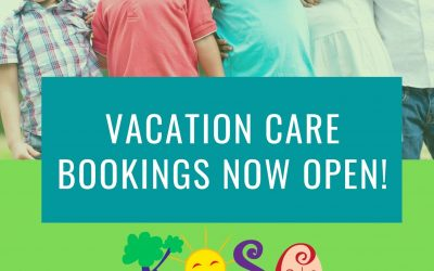 Kalamunda Out of School Care – Vacation Care Bookings